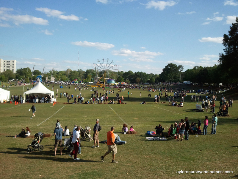 Dog Festivali - Piedmont Park
