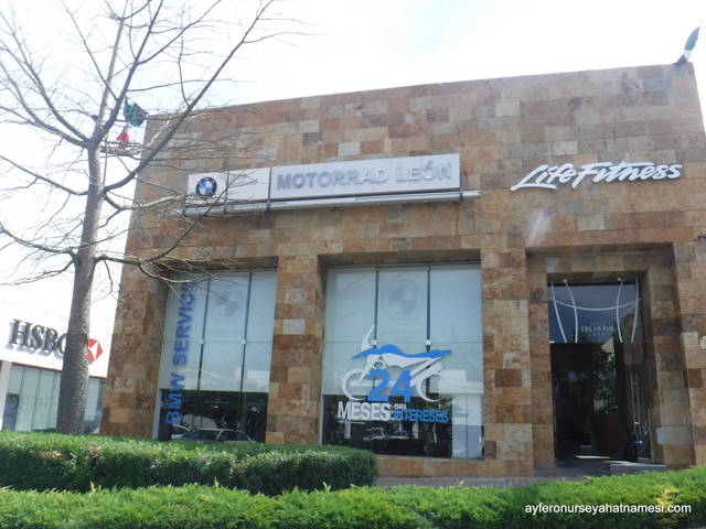 BMW Motorad - Leon