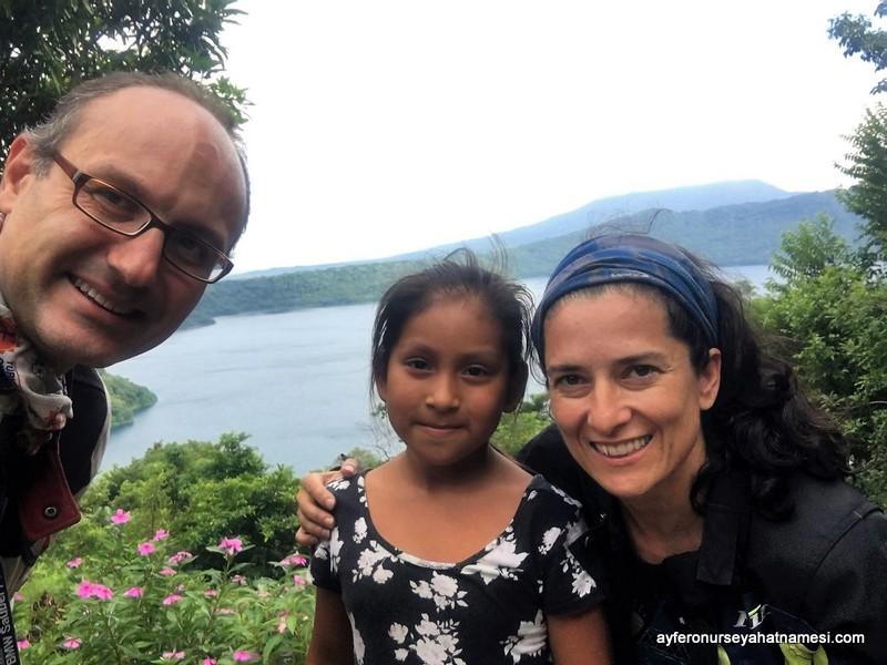 Apoyo Gölü - Nikaragua