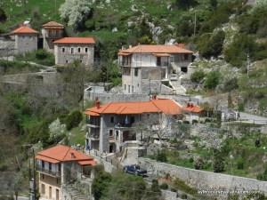 Mora Yarımadası Dağ Köyleri