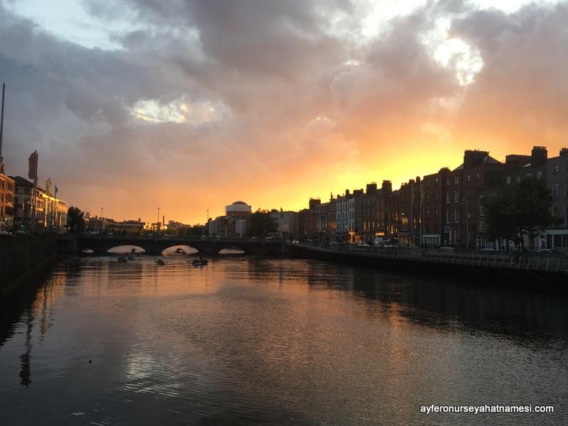 Liffey Nehri - Dublin