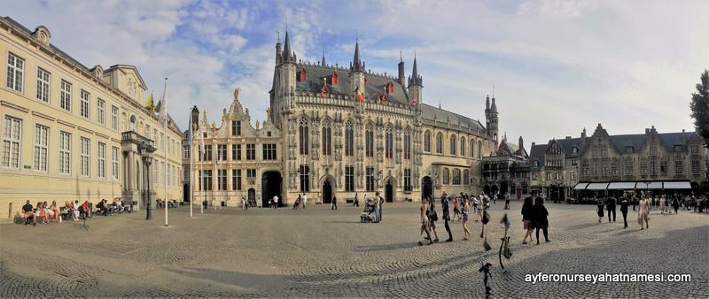 Burg Meydanı - Brugge