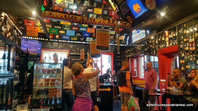 Brugge bira tadımı