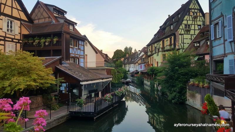 Petite Venise, Colmar - Fransa