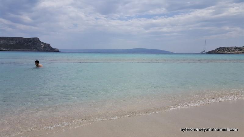Simos Plajı