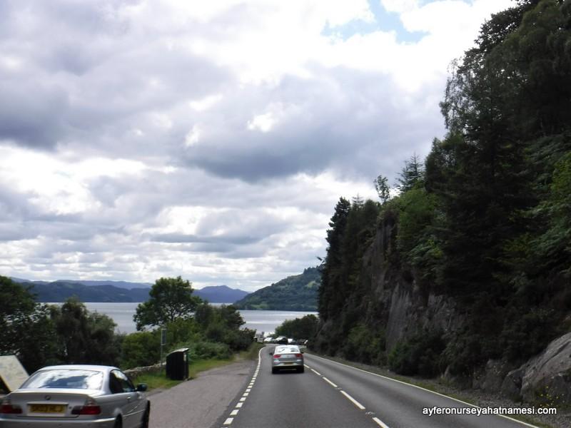 Loch Ness Gölü