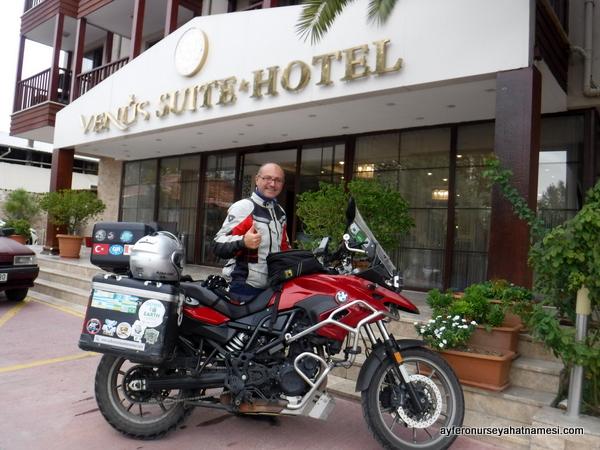 Venüs Suite Hotel - Pamukkale