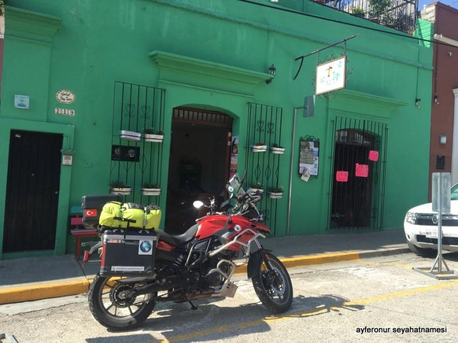 Oaxaca - Meksika