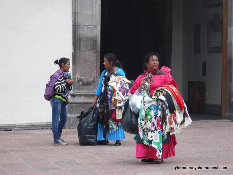 Queretaro sokaklarından...