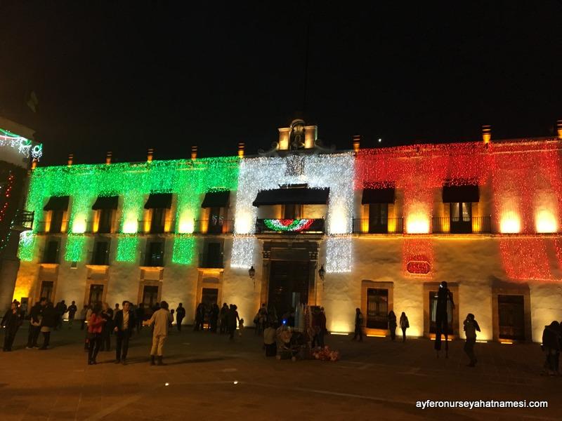 Plaza de Armas Queretaro