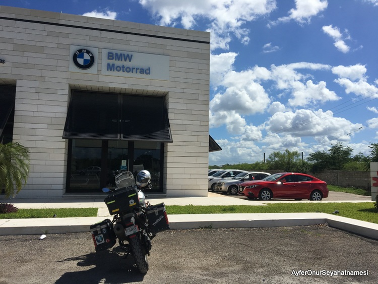 Merida BMW