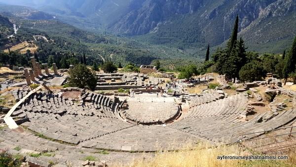 Antik Tiyatro - Yunanistan