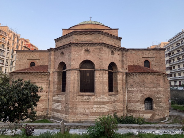 Agio Sophia Church - Selanik
