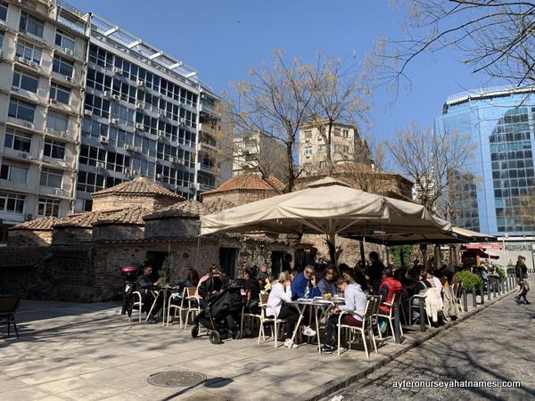 Pazar (Yahudi) Hamamı - Selanik