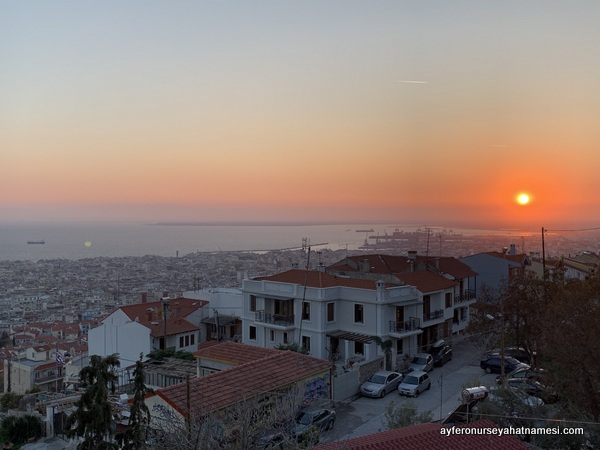 Ano Poli, Selanik - Yunanistan