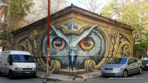 Baykuş, Atina'nın sembolü