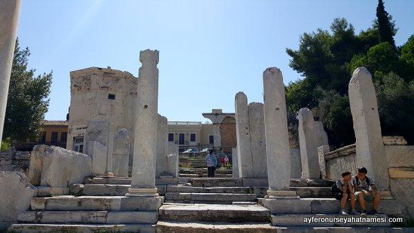Roman Agorası