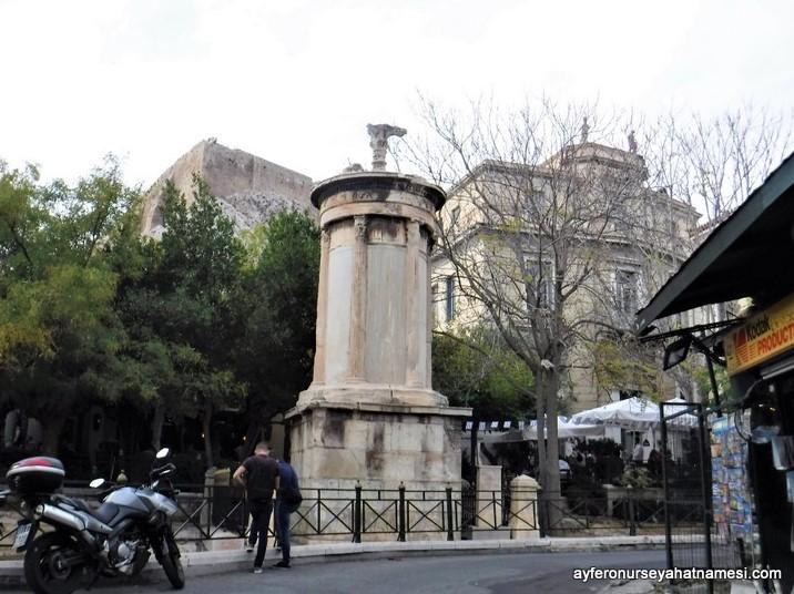 Lysicrates Anıtı
