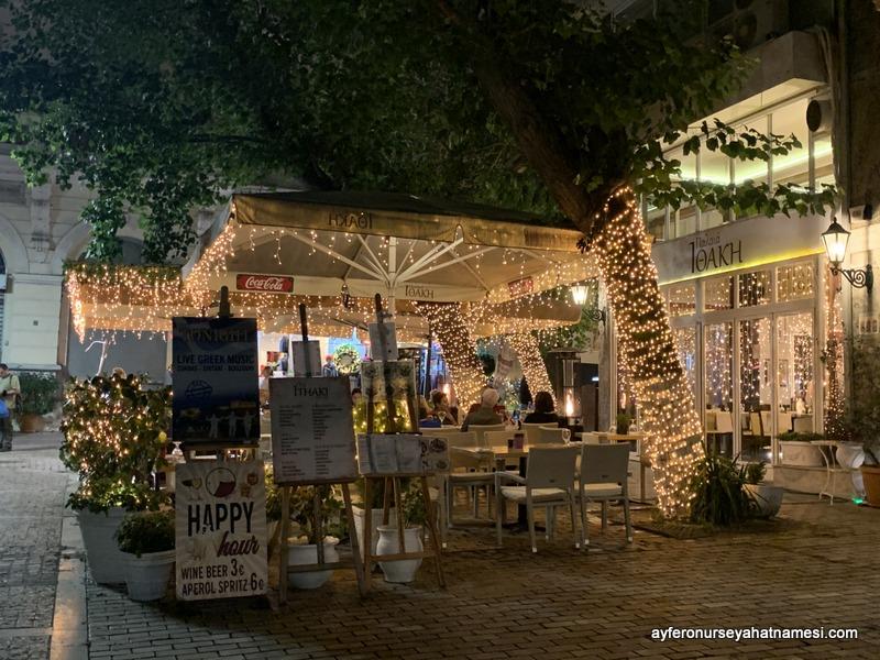 Plaka Ithaki Restaurant