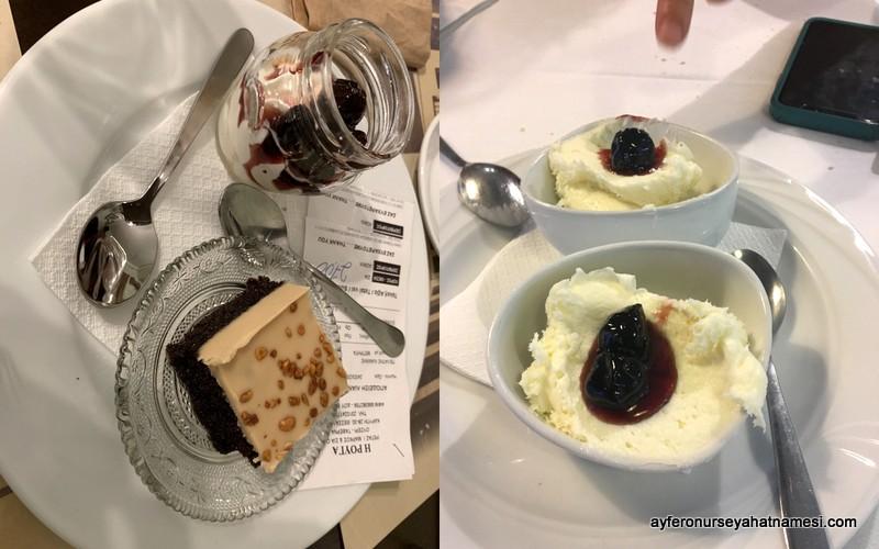 Yunanistan'da tatlı çeşitleri