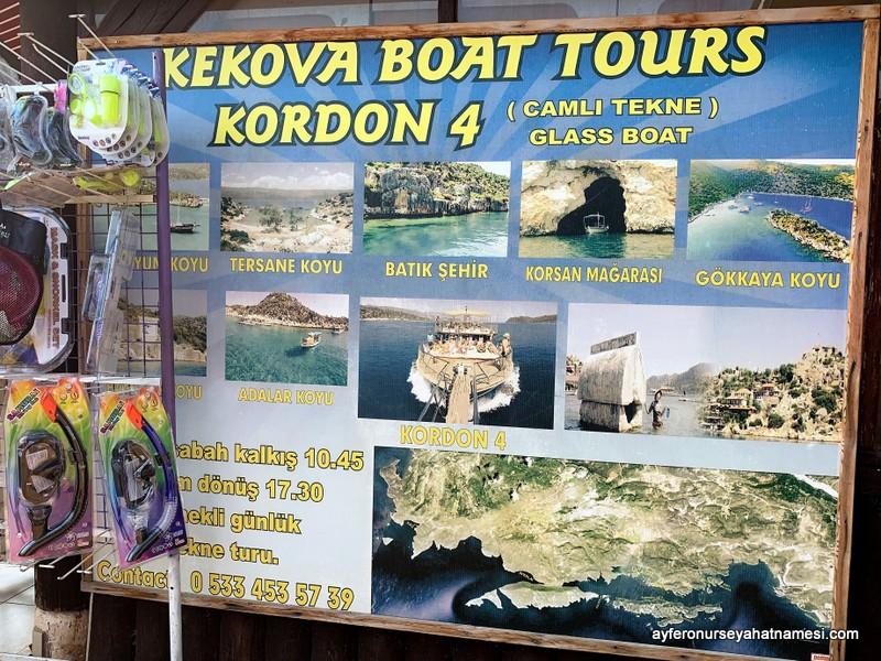 Keova Boat Tours
