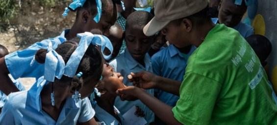 Campagne de vaccination dans le département du Sud (Images, ONU)