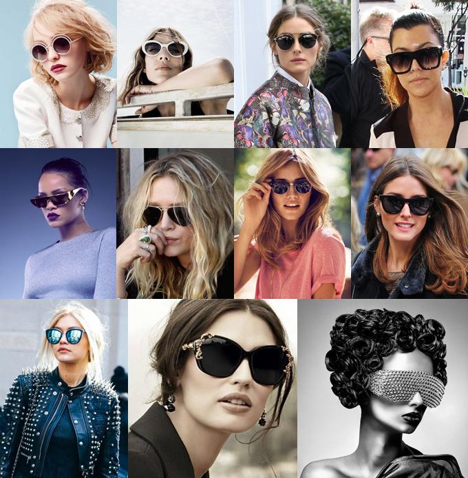 quelles lunettes de soleil choisir selon la forme de son visage aylee. Black Bedroom Furniture Sets. Home Design Ideas