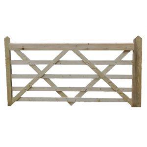 Standard Field Gate