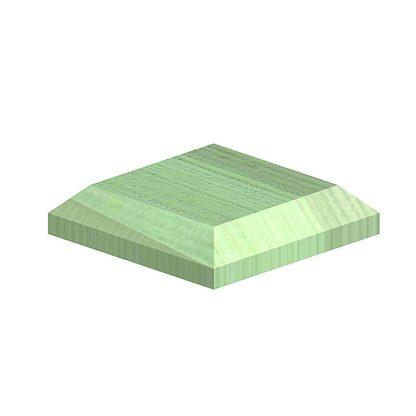 Green Treated Post Cap