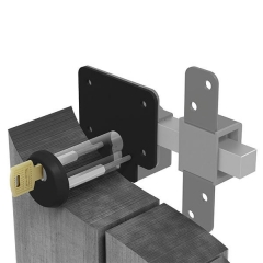 Gatemate Security Escutcheon