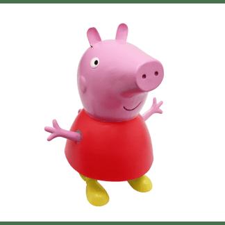 Peppa Pig metal sculpture