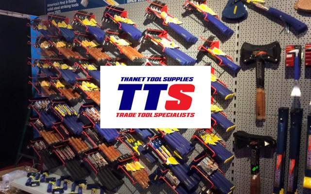 Thanet Tool Supplies Announced As Team Sponsor