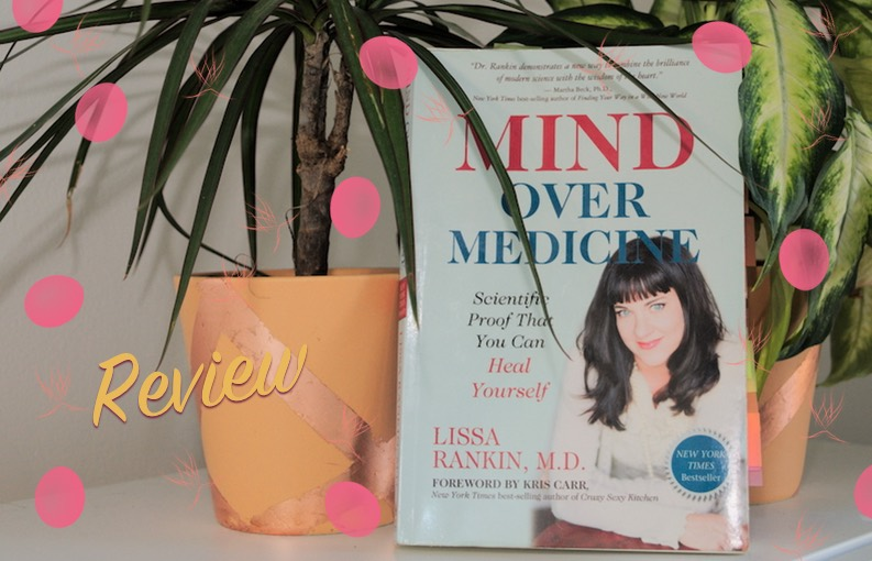 Review boek mind over medicine