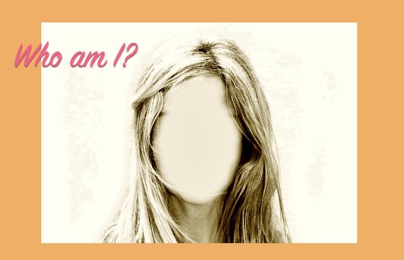 Who am I vrouw zonder gezicht identiteit