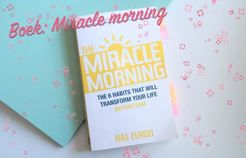 Boek: Miracle morning