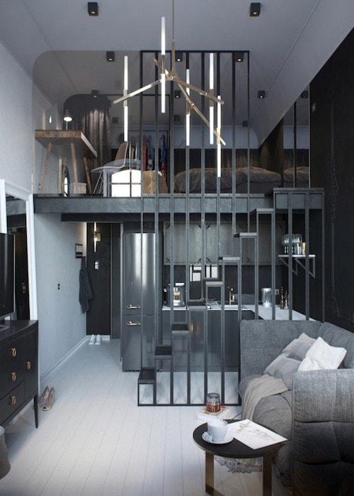 Witte vloer voor meer licht in huis