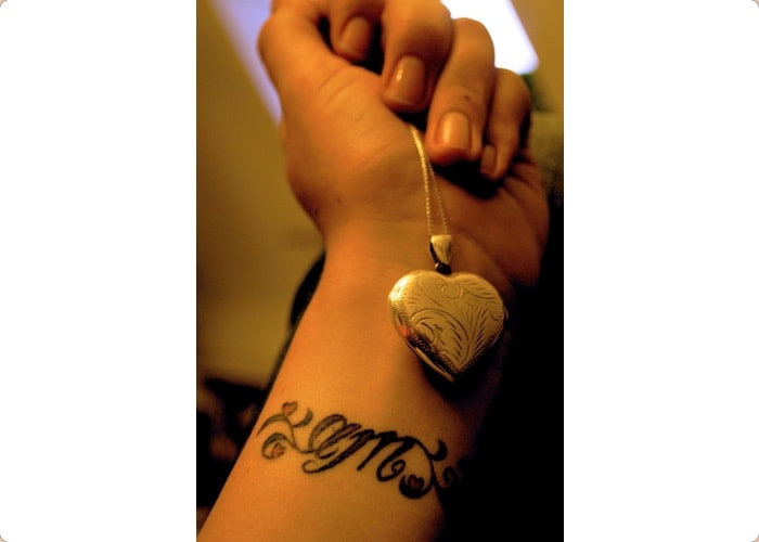 Betekenis tattoos - AM