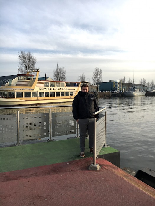 Ayla loves life februari 2017 -  Afscheid Amsterdam