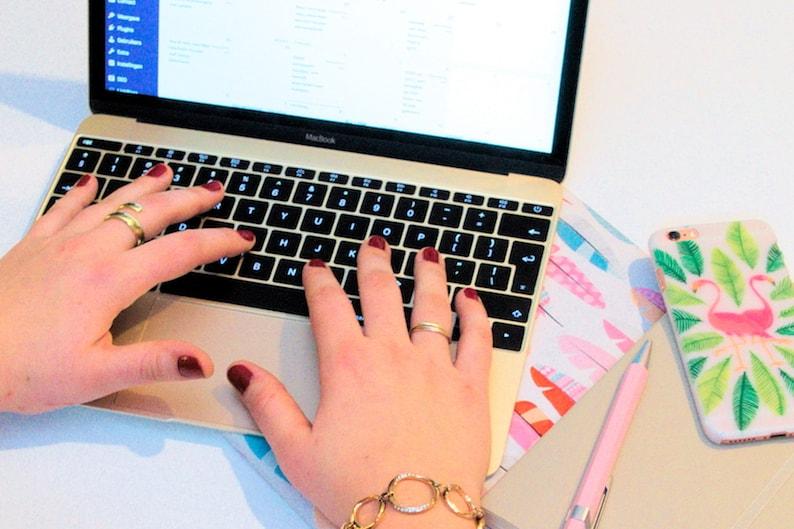 Hoe bevalt het bloggen?