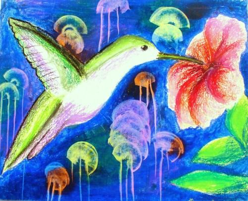 AYLUS_Art_Hummingbird