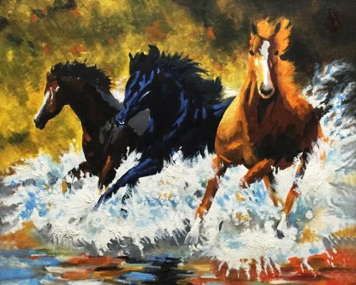 AYLUS_Art_Emily_Lin_02_Horse_Racing