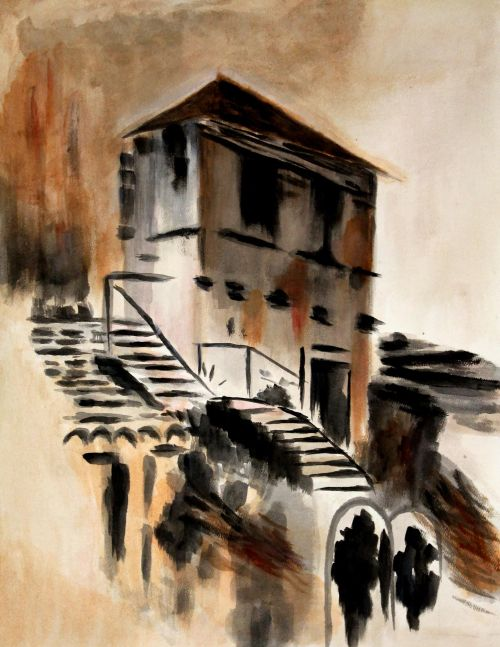 AYLUS_Art_Stair_of_the_Aged