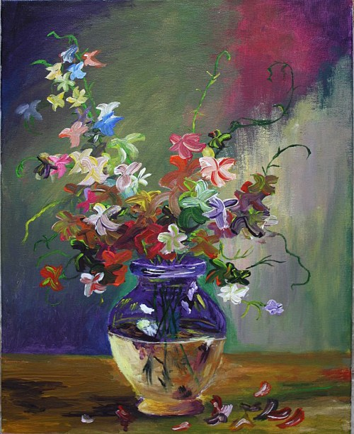 AYLUS_Art_David_Lin_Flowers