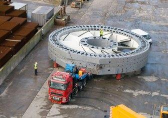 175 Ton Tidal Sea Turbine