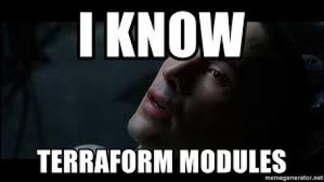 Now, you know all the Terraform modules secrets! pride 😊 ^^