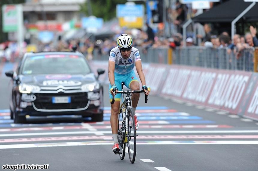 2015, Giro d'Italia, tappa 16 Pinzolo - Aprica, Astana 2015, Aru Fabio, Aprica