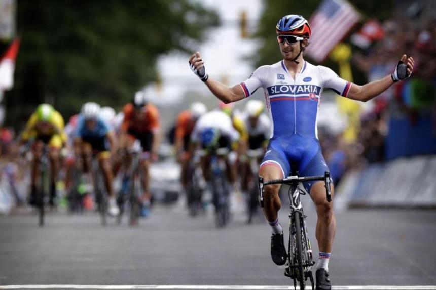 2016 Dünya Yol Bisikleti Elit Erkekler Dünya Şampiyonu: Peter Sagan (Slovakya)