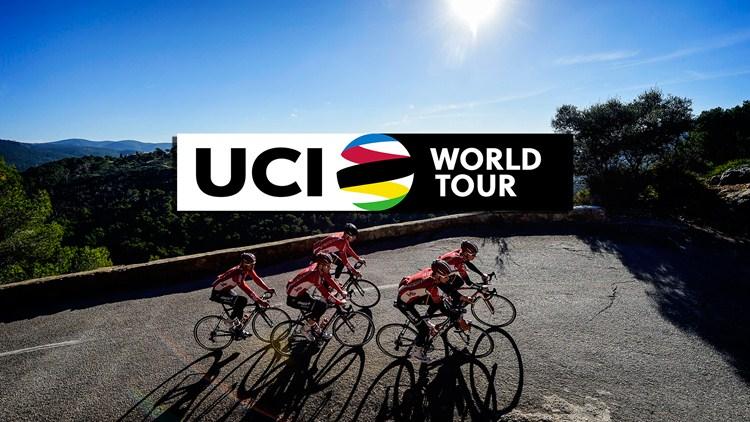 UCI'nin yeni Erkekler Yol Bisikleti WorldTour Sıralaması