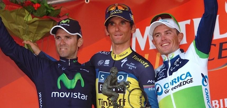 2013, Amstel Gold Race, Movistar 2013, Saxo - Tinkoff 2013, Orica - Greenedge 2013, Valverde Alejandro, Kreuziger Roman, Gerrans Simon, Valkenburg