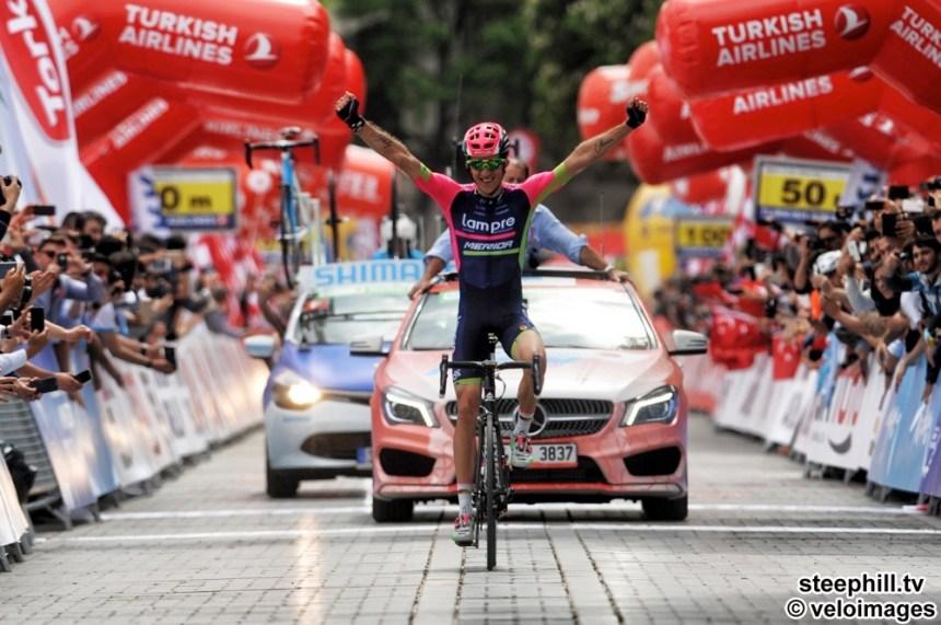 TUR2016 açışış etabını kazanan isim Przemyslaw Niemiec!
